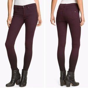 EUC Rag & Bone legging jeans